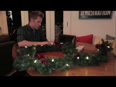 How to Save Money by Making Your Own Garland