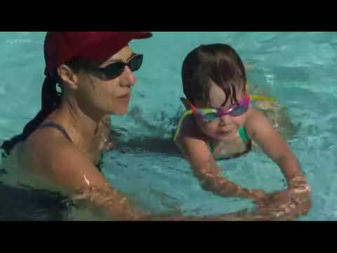 Portland pools open as temps hit the 90s