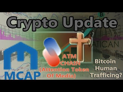 Vatican Attacks Bitcoin - ATM Chain - MCAP