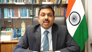 ICC Digital Healthcare Expo Message by Indian Ambassador in New Zealand