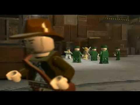 LEGO Indiana Jones 2 - Kingdom of the Crystal Skull(LEGO Parody ...