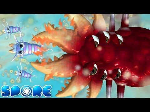 Spore - MONSTRO Caçador De Células, Evoluindo e Fugindo! | (#1) (PT-BR) thumbnail