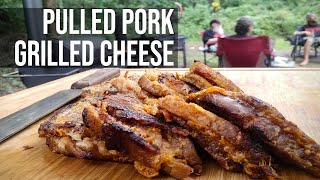 Pulled Pork Grilled Cheese recipe by the BBQ Pit Boys