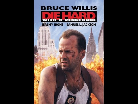Movie reviews: Die Hard with a vengeance.