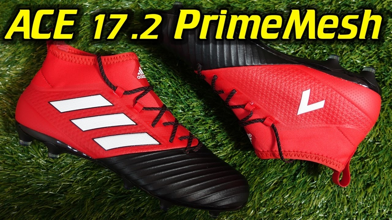 Adidas ACE 17.2 Primemesh (Red Limit Pack) - Review + On Feet
