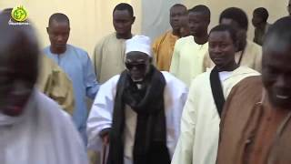 Séjour du Khalife Général des Mourides Serigne Mountakha Bassirou MBACKE à Porokhane