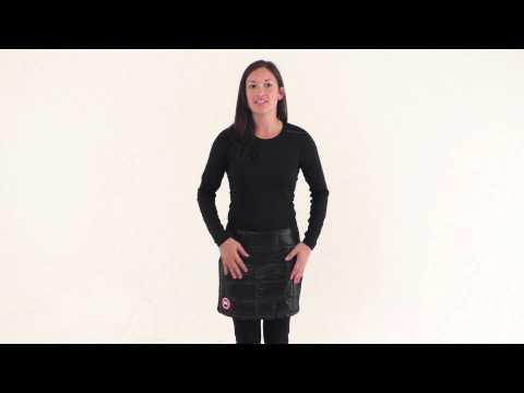 2706L Hybridge Lite Skirt Black