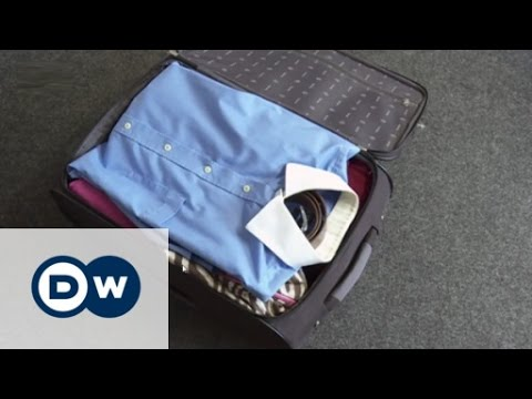 Travel Hack: How to pack your suitcase! | DW English
