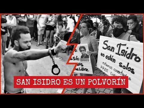 Breaking News con Ernesto Morales: San Isidro es un polvorín en plena Habana