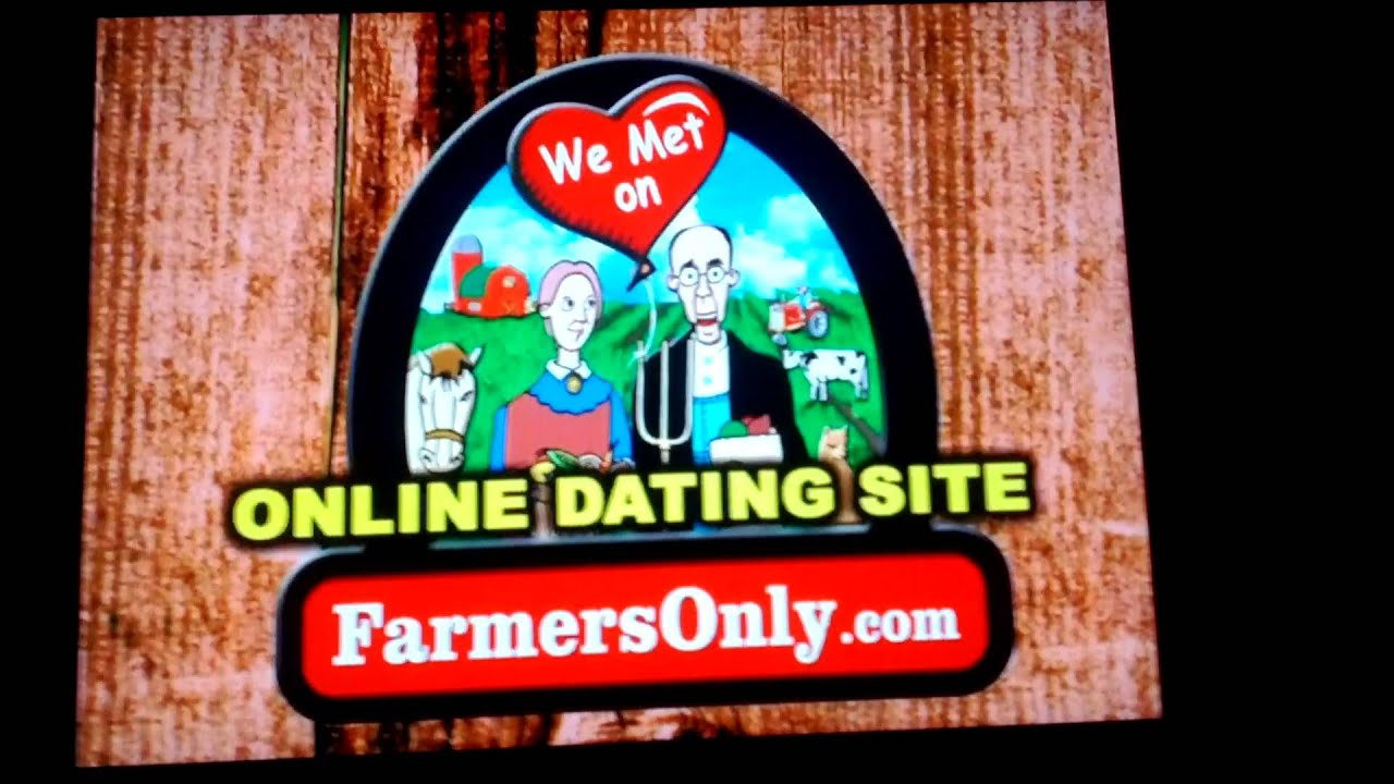 Farmers Only dating site - YouTube
