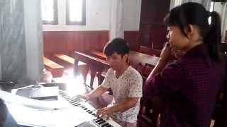 Khúc cảm tạ sáo - piano