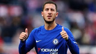 The one thing keeping Eden Hazard from reaching the level of Messi and Ronaldo - Oh My Goal