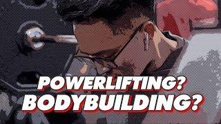 MỘT LỰA CHỌN KHÓ KHĂN   MỘT BUỔI TẬP POWERLIFTING  An Nguyen Fitness