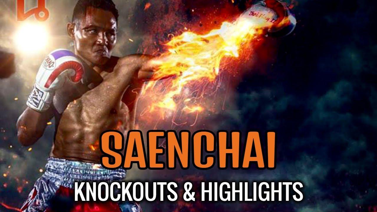 Muay Thai Master vs Foreign Challengers (Saenchai Knockouts & Highlights) | แสนชัย | มวยไทย