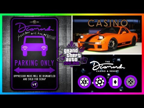 GTA 5 Casino DLC Update - NEW INFO! The Diamond Resort Exterior, Release Date Details & MUCH MORE!