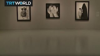 Showcase: Shirin Neshat at Istanbul's Dirimart Gallery