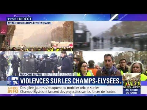 """Pour François Ruffin, """"la France qu'on voit est une France invisible qui se rend visible"""""""