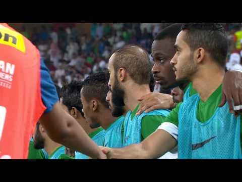 Saudi Arabia vs UAE (2018 FIFA World Cup Qualifiers)
