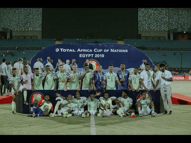 Tunisia v Nigeria Highlights - Total AFCON 2019 - 3RD