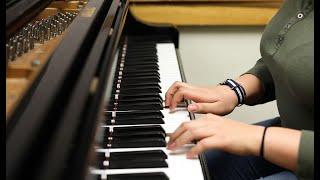 Relaxing Music Piano and Water Sounds - Beautiful Piano Music, Sleep Music