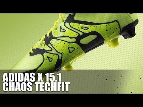 17bbcc210b7 ... Adidas X 15 1 FG AG (Chaos) Techfit + Leder ...