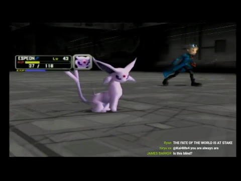 Pokemon Colosseum Stream EP 4