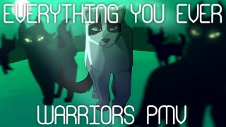 darktail everything you ever warrior cats pmv