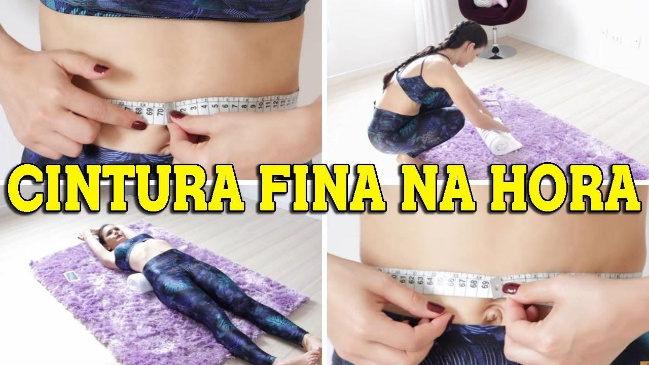 Reducir cintura en 30 dias adelgazar
