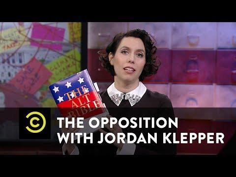 Jesus Christ Was a Soy Boy - The Opposition w/ Jordan Klepper