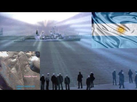 """MISTERIO en Argentina extraños humanos se comunican con """"ALGO"""" en el Mar en la bahía Mazarredo"""