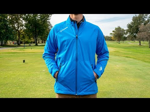 Golf Rain Gear - SunIce Men's Jay Jacket [WATERPROOF JACKET]
