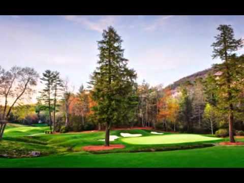 Wade Hampton Golf Club Youtube