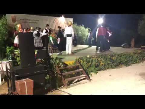 Rancho folclorico Divino Salvador de Delães Famalicão Barreira das palmas  Famalicão
