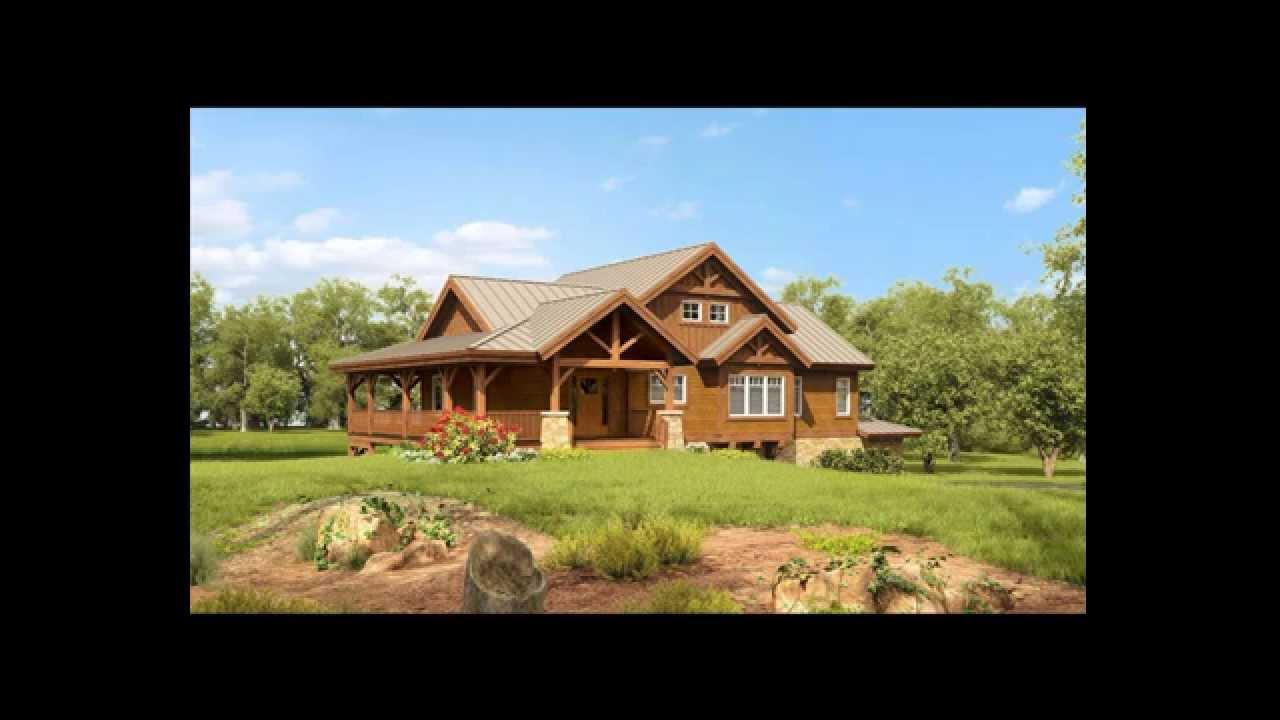Fachadas de casas de campo y caba as decora tu casa for Decorar casas online 3d