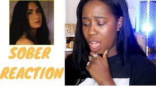 Demi Lovato - Sober |REACTION|