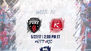 Ottawa Fury vs Richmond Kickers full match
