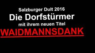 Die dorfstürmer salzburger dult 2016