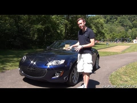 Review 2011 Mazda MX 5 Miata