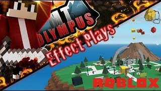 Mt Olympus and Roblox | 2 games | Double the FUN