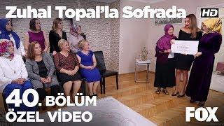 Yarışmayı kim kazandı? Zuhal Topal'la Sofrada 40. Bölüm