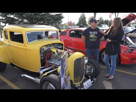 1932 Ford 5 Window Coupe - You Know from American Graffiti
