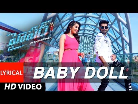 Hyper Songs | Baby Doll Lyrical Video | Ram Pothineni, Raashi Khanna | Ghibran