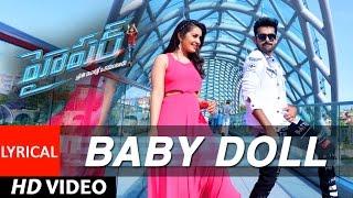 Download Hindi Video Songs - Hyper Songs | Baby Doll Lyrical Video | Ram Pothineni, Raashi Khanna | Ghibran