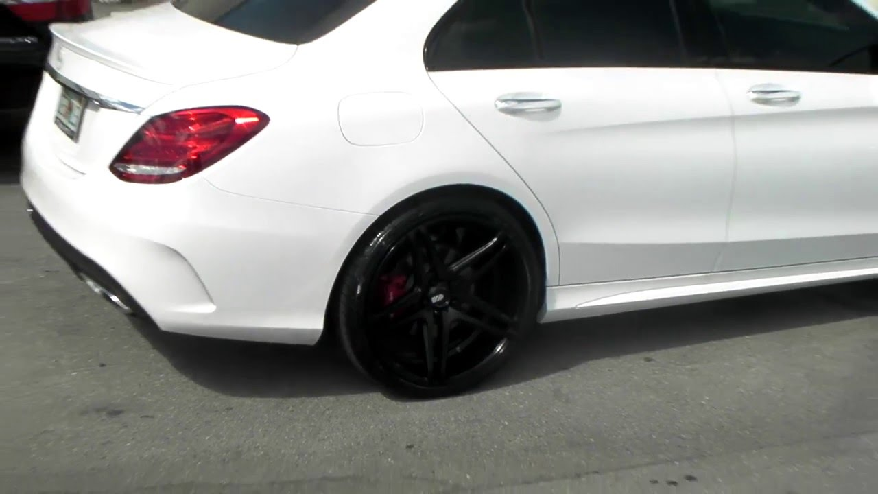 877 544 8473 20 Inch Xo Caracas Black Rims 2016 Mercedes C300 Concave Free Shipping You