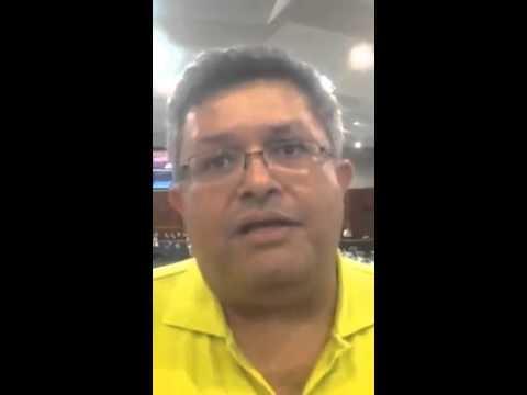 Entrevista Canal Sindical - 1a Votação 24/11/2015