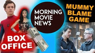 Spider-Man Homecoming Box Office Predictions, Tom Cruise blamed for The Mummy