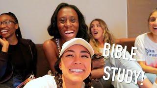 Meet My Bible Study Girls!!