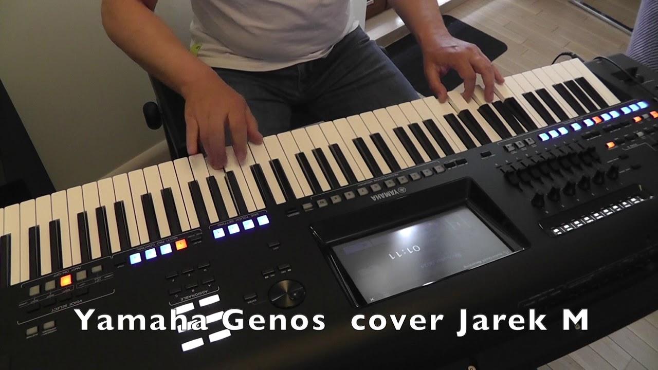 """Download Al Bano & Romina Power """"Ci Sara"""" cover Instrumental Yamaha Genos"""