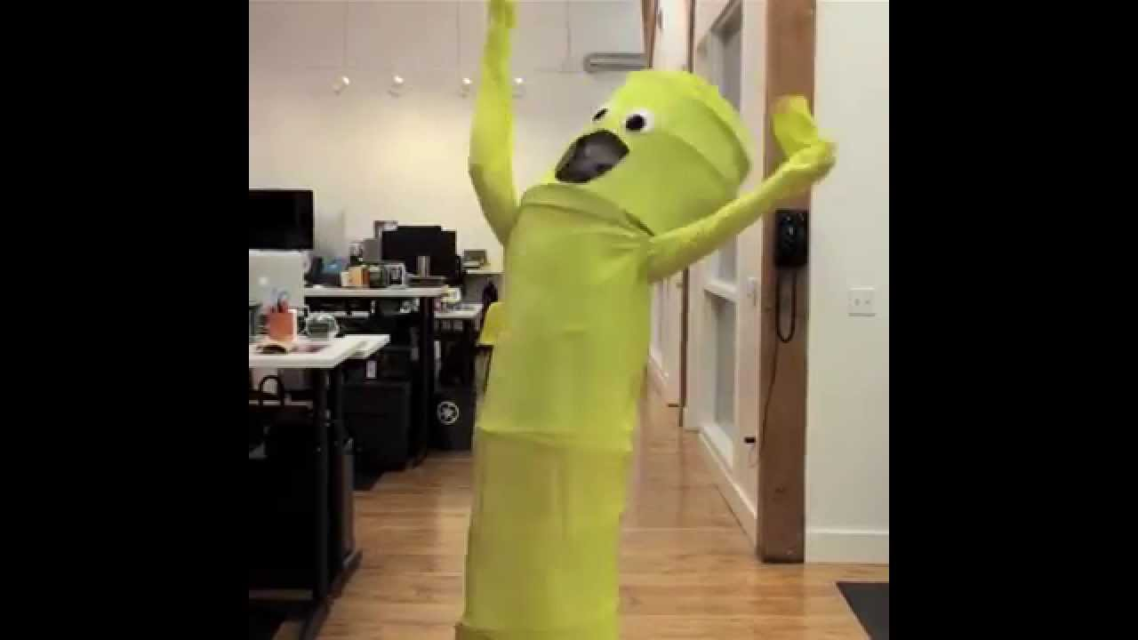 Funniest/Scariest costume Wacky waving inflatable arm flailing tube man (zombie bunny) & Funniest/Scariest costume: Wacky waving inflatable arm flailing tube ...