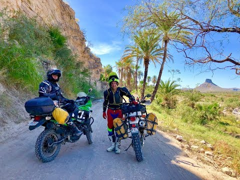 Dual Sport Motorcycle, Baja Mexico, tips for future adventur